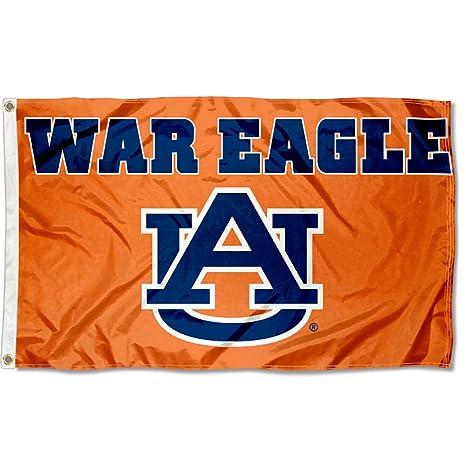 Amazoncom Auburn War Eagle Auburn University University Large