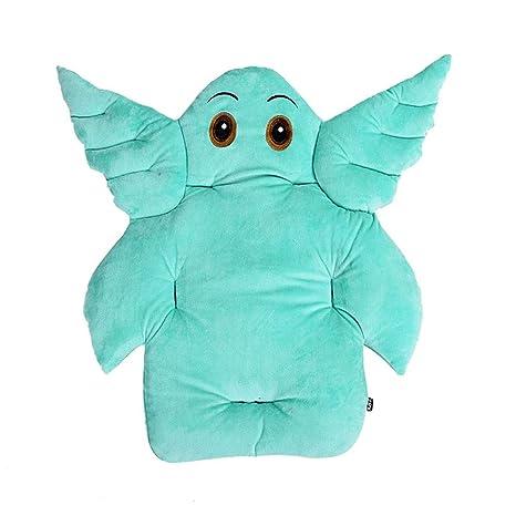 HXPH Suave Transpirable bebé algodón Puro Cochecito Asiento ...
