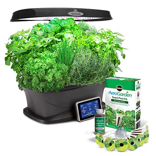 AeroGarden Bounty Gourmet Herb Seed Pod Kit