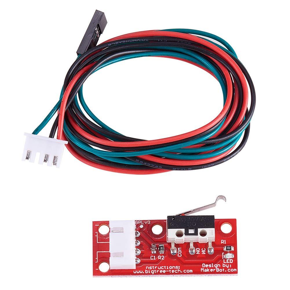 10PCS 3D Printer CNC Mech Endstop Switch RepRap Makerbot Prusa Mendel RAMPS1.4