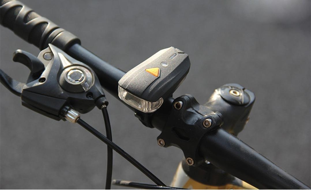 e77e2315b Koly Recargable LED Impermeable linterna delantera Bicicleta Ligero  Bicicleta Lámpara Conjunto Frente Ligero Cola Ligero USB Luz trasera para bicicleta  Luz ...