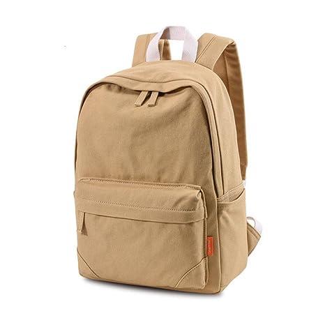 35215fa4c54e Tom Clovers Canvas Backpack Rucksack Weekender Bag Laptop Bag School  Backpack