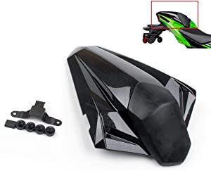 Rear Seat Fairing Cover Cowl For Kawasaki Ninja EX300R 2013-2017 (Carbon)