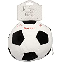 Kelly Baby - My First Soccer Ball Chime Plush