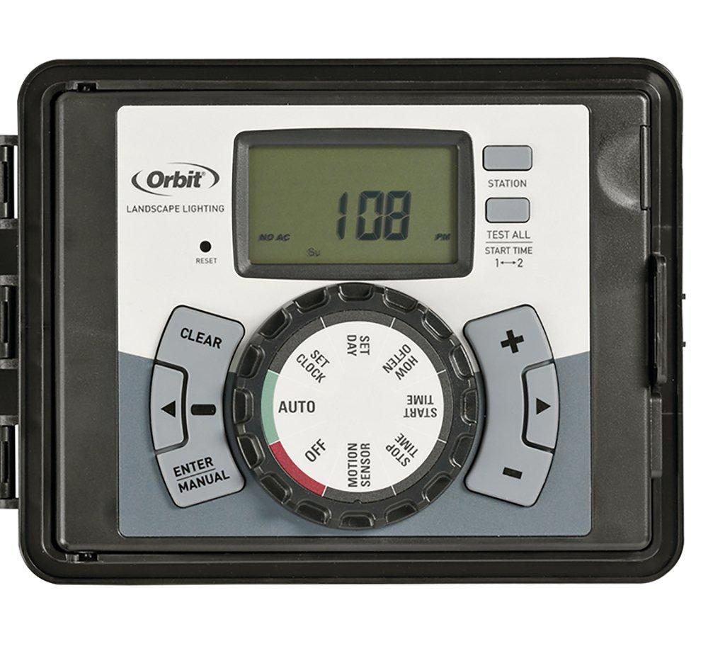 Orbit LightMaster 83700 Landscape LED Lighting Controller ...