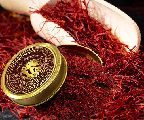 Vita saffron, Grade A+,Organic, pure,and fresh saffron,2 Grams/0.07 Oz