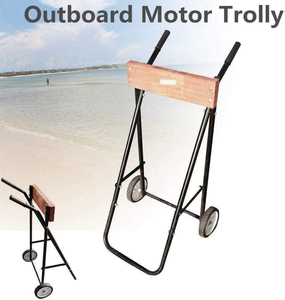 Moteur Hors-Bord jusqu/à 100 kg YUWW Chariot de Transport pour Bordure ext/érieure Moteur Hors-Bord Moteur Hors-Bord