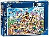 1000 piece puzzles disney castle - Castle Float Disney Masterpiece Panorama Puzzle 1000 Piece Professional Soft Click Jigsaw Ages 12+