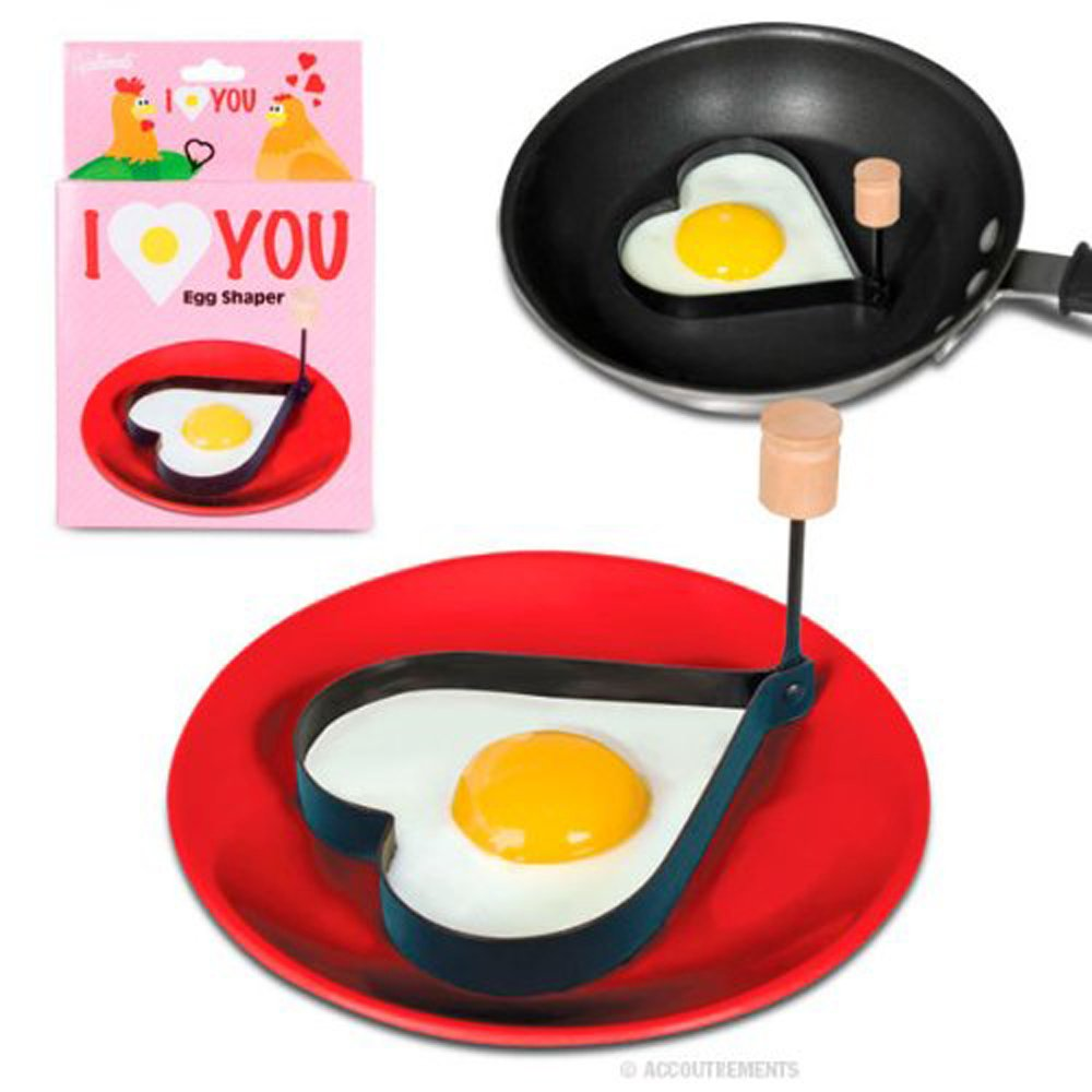 Accoutrements I Love You Egg Shaper Toyzany 11902
