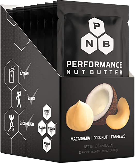 P N B Performance Nut Butter