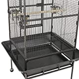 SUPER DEAL PRO 61''/ 68'' 2in1 Large Bird Cage