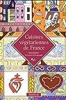 Cuisines végétariennes de France par Clergeaud