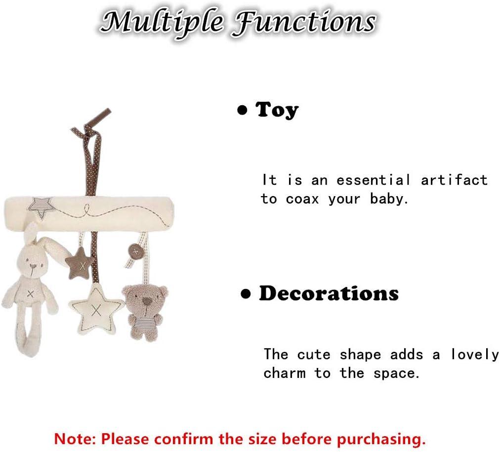 Baby Girls zhidiloveyou Hanging Toys for Newborns Baby Boys