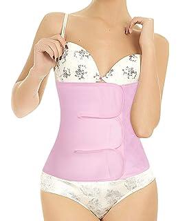 ebdd1efeba094 BRABIC Post Belly Band Postpartum Girdle Waist Trainer Wrap Belt Binder  Shapewear for Women Recovery