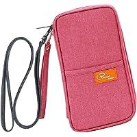 Travel Wallet Passport Holder, RFID Document Organizer