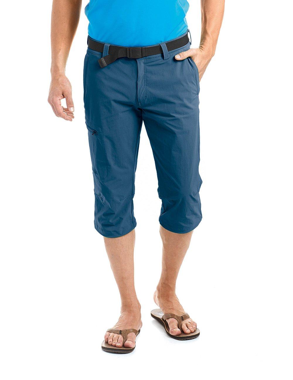 Pantalon 3//4 pour Homme Maier sports Jennisei Capri