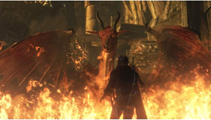 Xbox One Dragons Dogma: Dark Arisen: Amazon.es: Videojuegos
