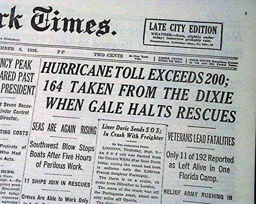 Amazon Com Labor Day Hurricane Florida Tropical Cyclone Storm S S
