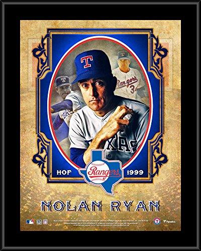 Nolan Ryan Texas Rangers 10.5