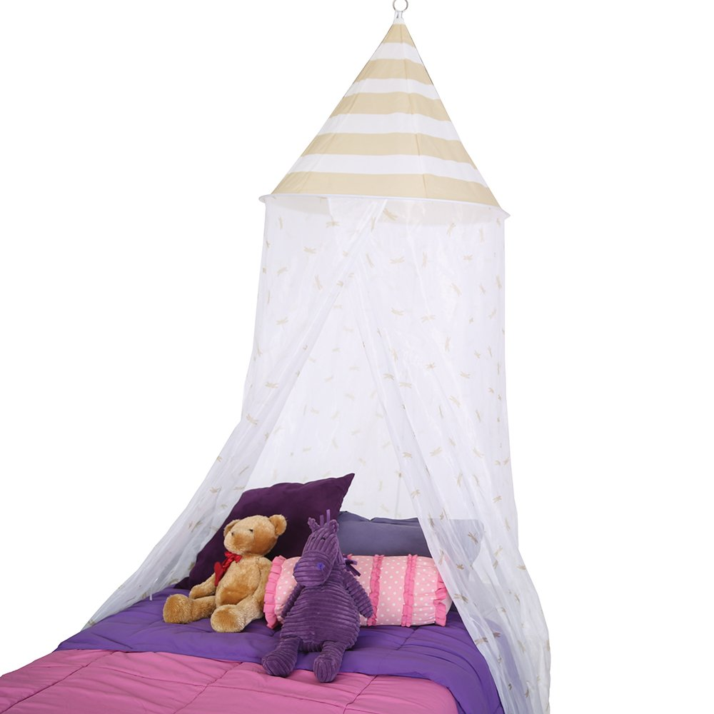Pacific Play Tents Kids Fireflies Hanging Bed and Play Canopy - 37'' x 80''