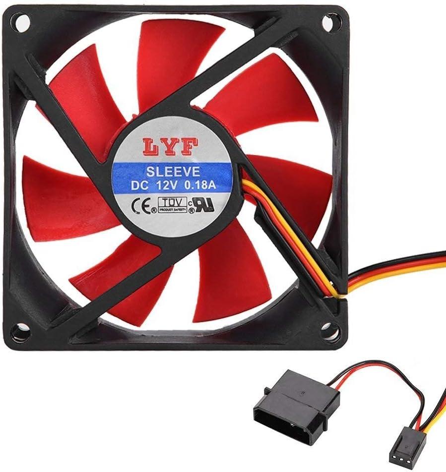 Qiaoniute Accesorios Electrónicos Ventilador de refrigeración de ...