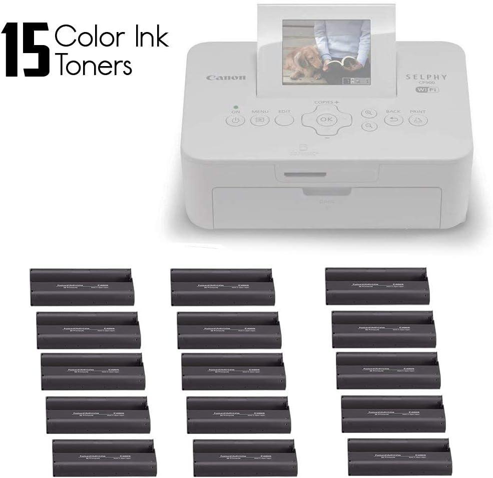 Amazon.com: Canon KP-108IN / KP108 - Hojas de tinta para ...