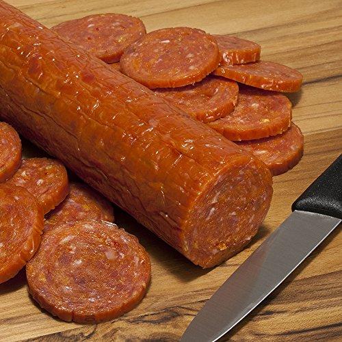 Italian Pepperoni (Battistoni Classic Italian Pepperoni, 16oz Stick)