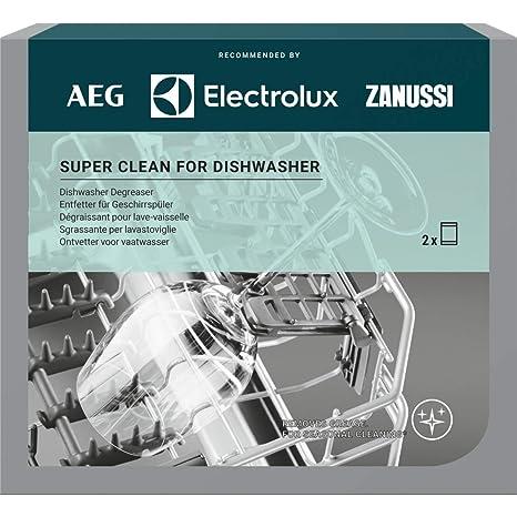 AEG M3DCP200 9029799203 - Desengrasante para lavavajillas: Amazon ...