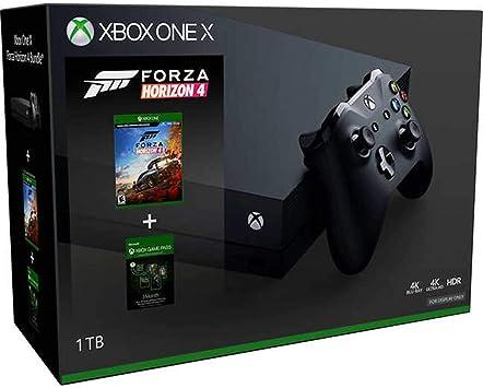 Xbox One X 1 TB Forza Horizon 4 Bundle con 3 meses Game Pass ...