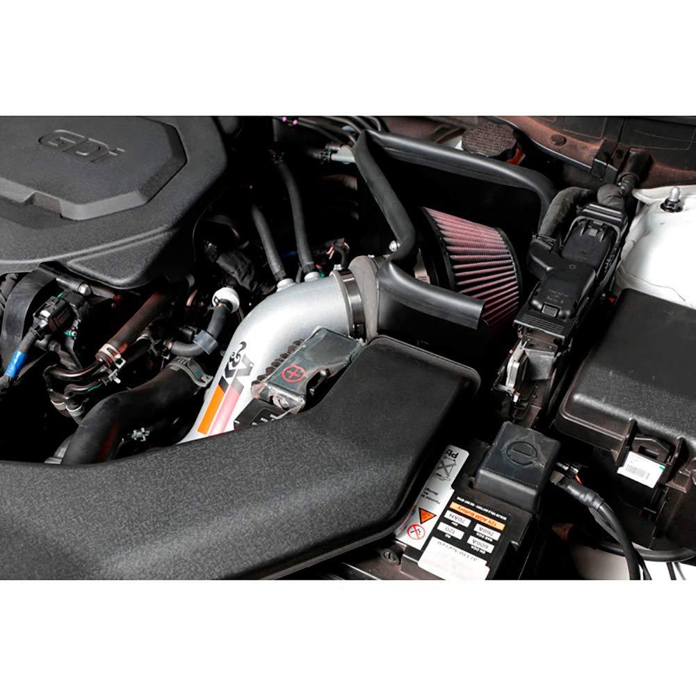 K/&N Filters 69-6000TR Car Performance Intake Kit