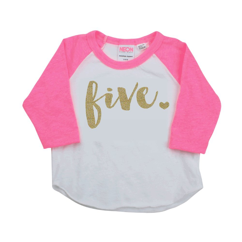 Birthday Shirts For 1 Year Old