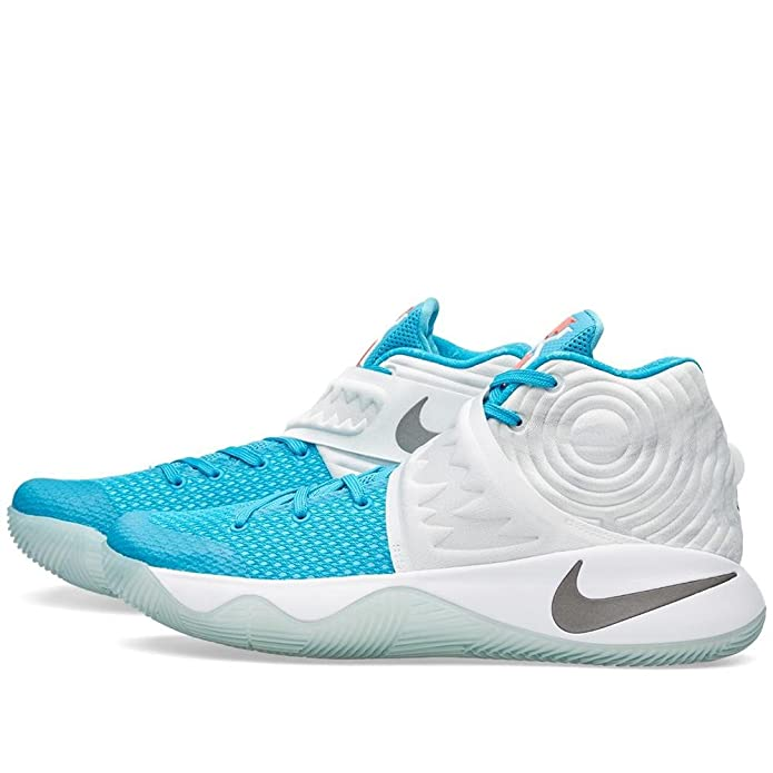 the best attitude 48c34 39cfc Amazon.com   Nike Men s Kyrie 2 Xmas, White Obsidian-Blue Lagoon-Omega Blue    Basketball