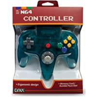 CirKa N64 Controller: Turquoise for Nintendo 64