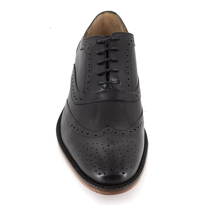 Peter Blade Richelieu Cuir Noir HARTAN  Amazon.fr  Chaussures et Sacs 2fb9c7aadcb2