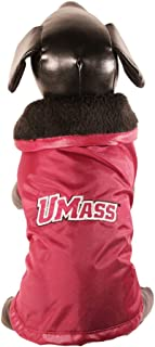 product image for NCAA Massachusetts Minutemen All Weather Resistant Protective Dog Outerwear, X-Large