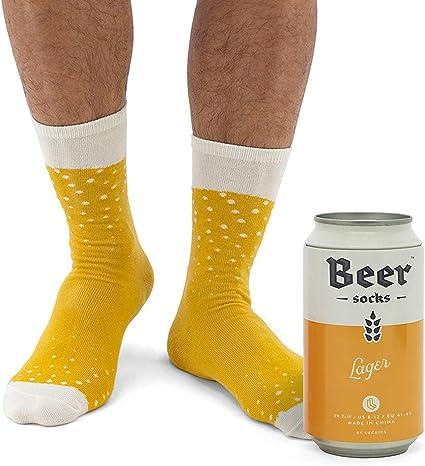 calzini birra