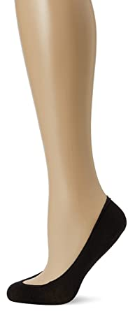 7c1276a7fd0 Wolford Women s Cotton Footsies Sock at Amazon Women s Clothing store
