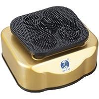 JSB HF91 Blood Circulation Massager Machine with Accupressure Mat (Gold)