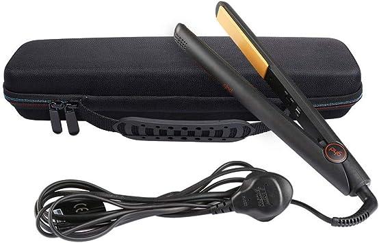 ghd Max Styler KT-Case - Estuche para alisar el pelo (cerámica), color azul: Amazon.es: Electrónica