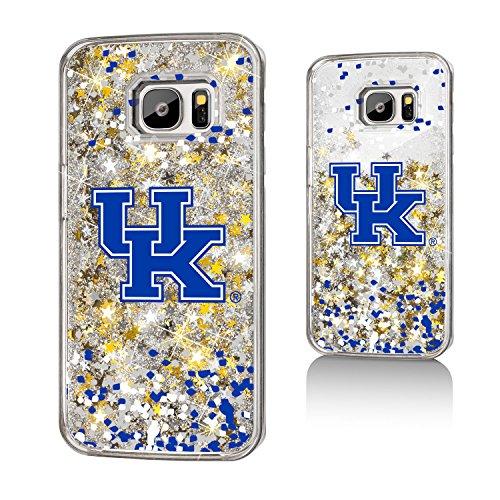 Wildcats Glitter (Kentucky Wildcats Gold Glitter Case for the Galaxy S7 NCAA)