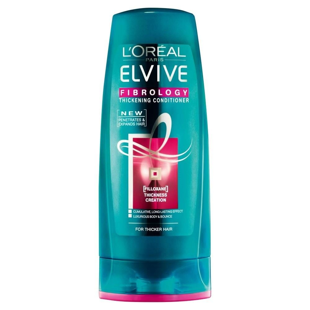 L'Oréal Paris Elvive Fibrology Thickening Conditioner (400ml)