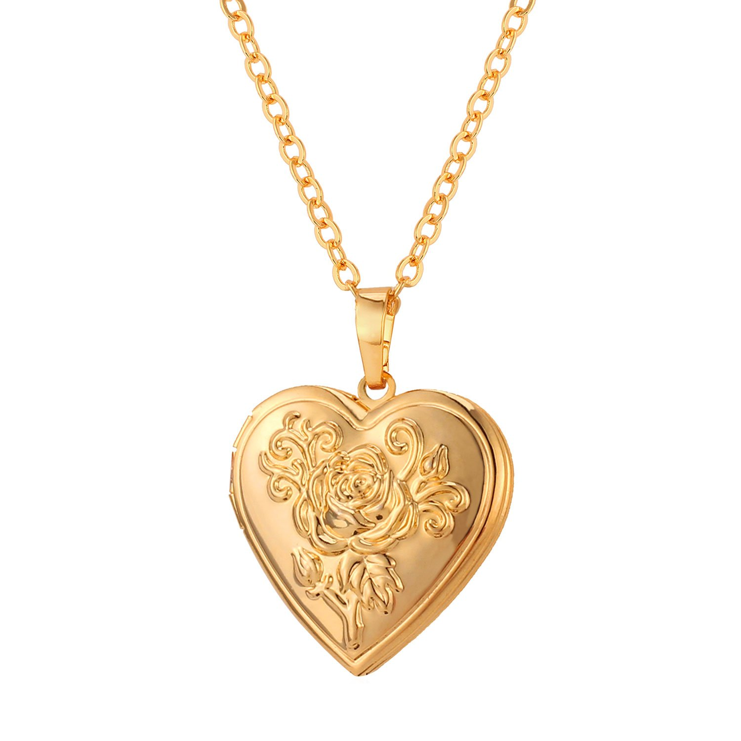 prints with silver cross necklace uk jewellery plated displayed from a locket chain animal paw lockets shaped gold the co heart cm dp blue charity amazon