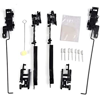 Amazon com: Sunroof Track Assembly Repair Kit For 2000-2014