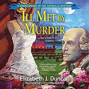 Ill Met by Murder Audiobook