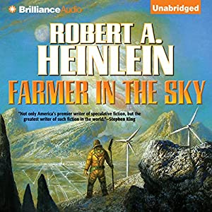 an analysis of the book farmer in the sky robert a heinlein Farmer in the sky by robert a heinlein read by nick podehl 6 hours – [unabridged]  that said, farmer in the sky is a solid book that i can highly recommend.