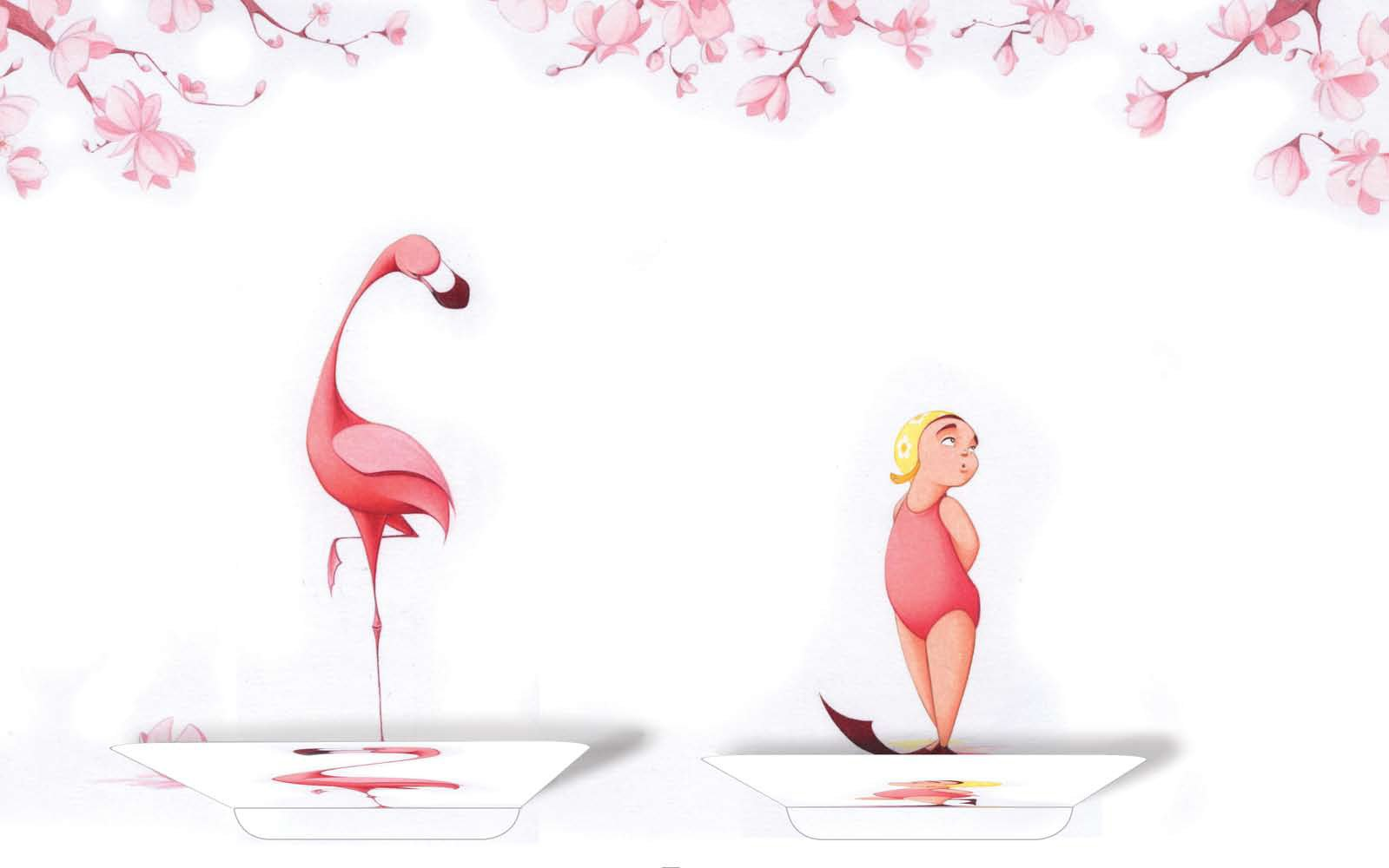 Flora and the Flamingo by imusti (Image #4)
