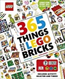 365 Things to Do with LEGO® Bricks: With activity selector and timer