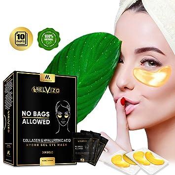 Amazon com : Belvizo Eye Mask Treatment w/Collagen +