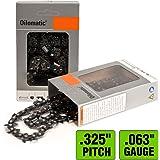 "Stihl 18"" Chainsaw Chain Loop (26 RM3 68 Drive Links) 3634 005 0068"