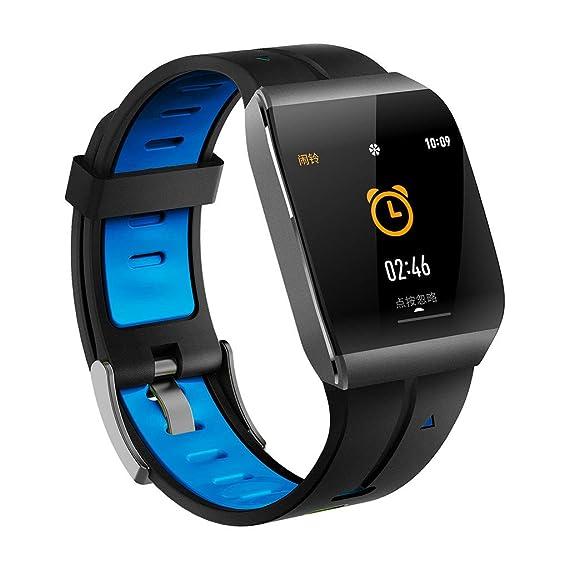 CAOQAO - Reloj de Hombre Mujer Monitor de presión Arterial ...